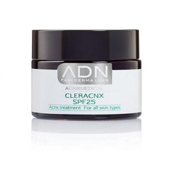 ClerACNX SPF 25 - Защитный крем для жирной кожи SPF25 50 мл / 250 мл.